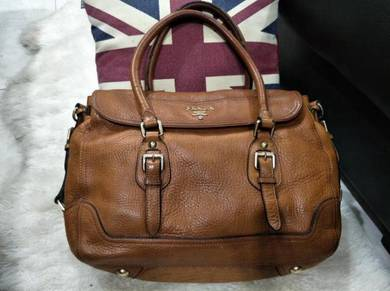 PRADA Handbag - Full Leather