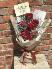 Bouquet untuk konvo