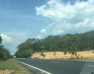 Tanah Tepi Jalan Padang Kemunting Masjid Tanah ~Tanjung Bidara