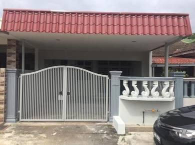 Megah ria single storey for sale