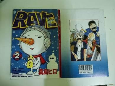 Rave Comic Books
