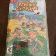 New and Sealed Animal Crossing: New Horizons