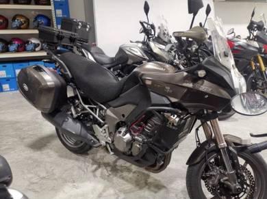 2012 Kawasaki Versys 1000 Versys1000 Tip Top