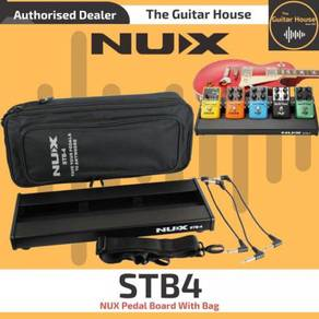NUX STB4 Pedal Board With Bag