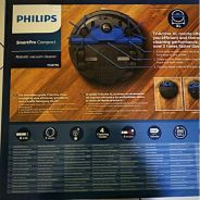 Philips smart pro compact robtic vacuum cleaner