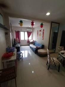 Rumah Sewa - Taman Gaya flat Tingkat 1 for Rent