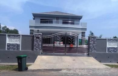 Double storey bungalow for sale