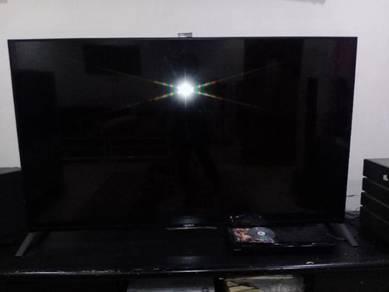 Tv SONY 65 inci Smart Digital TV (internet Tv)