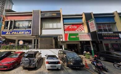 Ground Floor Shop, 3rd Mile, Jalan Ipoh, behind Viva Residency