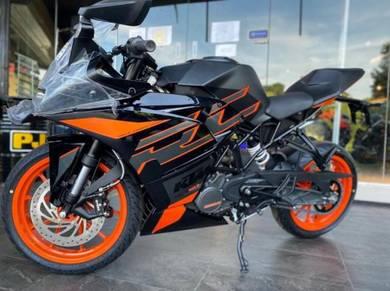 Ktm rc200 ready2 stock / murah jer tanpa deposit