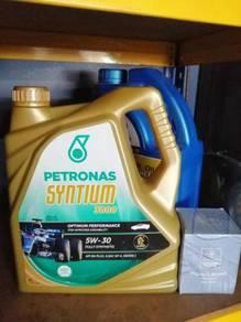 Pakage servis proton exora preve suprima s