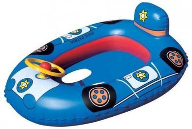 71cm x 56cm Inflatable Baby Pool Patrol Car Seat