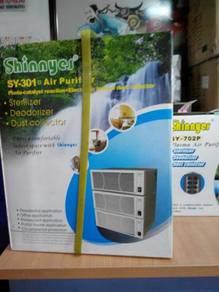 Air purifier Uv + ionizer