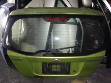 Chevrolet Aveo Tailgate / Rear Bonnet