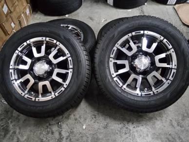 Dawning 16inc rim & tire for sportage vitara