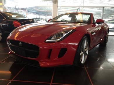 Recon Jaguar F-Type for sale