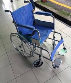 NEW Wheelchair hospital kerusi roda Wheel chair dd