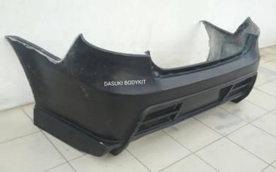 Rear Bumper Proton Saga FLX Varis