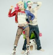 Crazy Toys Harley Quinn The Joker DC toy statue