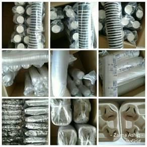Paper Cups, Trays, Lids & Plastic Items