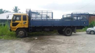 MITSUBISHI 10 ton Wooden Cargo 24feet 16000Kg