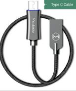Fast Charging and Auto Disconnect Cable