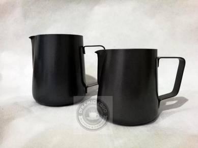 Teflon Black Milk Frothing Pitcher /Steam Pitcher