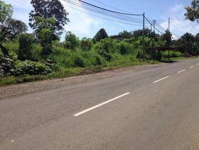 Main Road Land, Taman Kim Fah, Jln Dr Yamamoto, Tawau