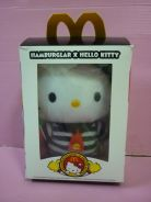 McDonalds Hello Kitty hamburglar