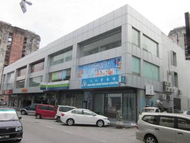 Farlim Business Centre, 3 Storey Shop House, Farlim Penang For Sale
