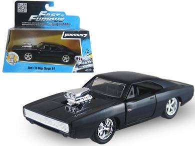 Dom's 70s Dodge Charger RT (Fast & furious)