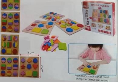 Early Education Shape Matching