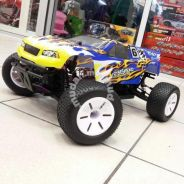 RC 1:10 Truggy Truck Off Road Upgraded RTR)