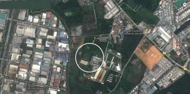 BM Permatang Tinggi Industrial Land