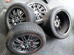 Bmw e46 e90 e92 sportrim m3 e46 original 18in