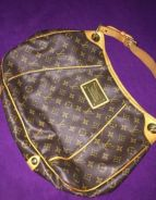 Authentic Louis Vuitton Galliera PM