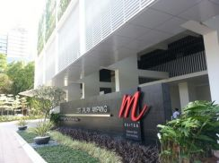 M Suites (also known as M Suites Embassy Row), Jalan Ampang for Sale