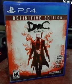 Dmc Devil may cry ps4