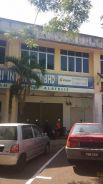 2 storey shophouse located in Bukit Payong town centre