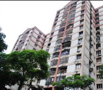 Grandeur Tower Aprt, P/F, 3R2B, Pandan Indah, near LRT, Cheras, Ampang