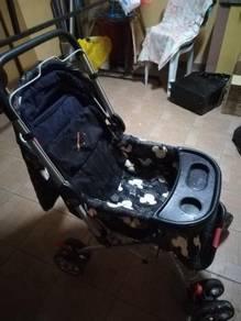 Baby stole ( 2 units )