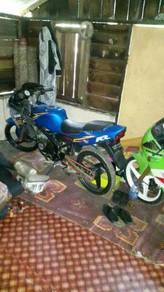 Kawasaki krr rr