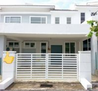 Double-Storey Terrace (Azzalea 3), Taman Tunku Sarina, Jitra Kedah