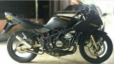 Kawasaki RR150 (2012)