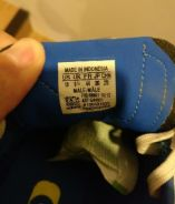 Adidas Absolion UK9.5