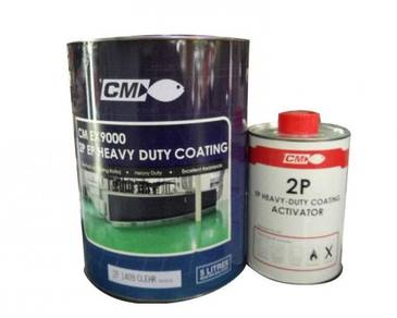 Flooring 2P Heavy Duty Coating 5 Liter