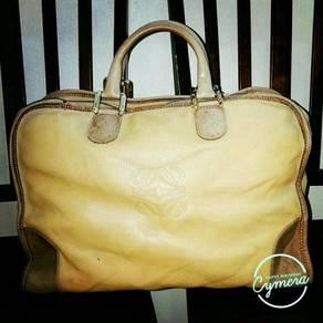 Travel Bag Leather LOEWE