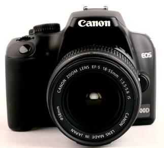 Canon 1000d for beginner