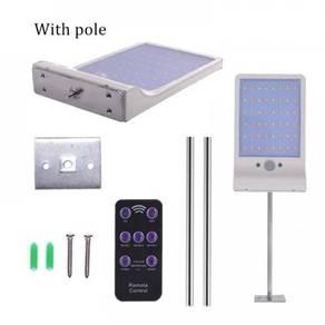 36 LED/48 LED Outdoor Wall Solar Light Garden Lamp