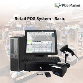 Point of Sales Retail POS System Machine Rm2899